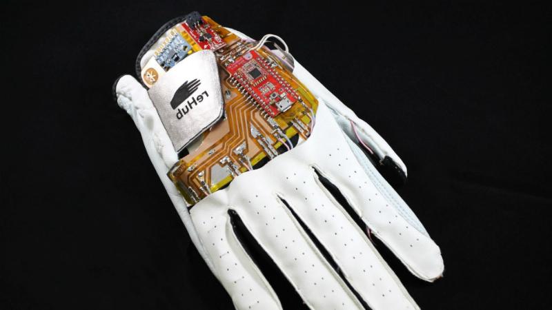 reHub glove