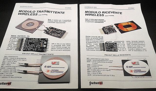 Wireless Power Kit