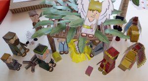 Crib characters