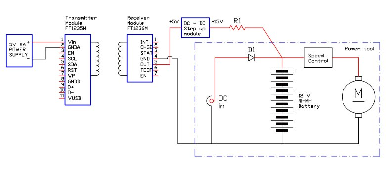 Schema ricarica wirelessR1