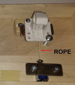 wi-lock inside rope