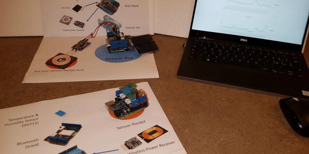 Sensor Pot Project2